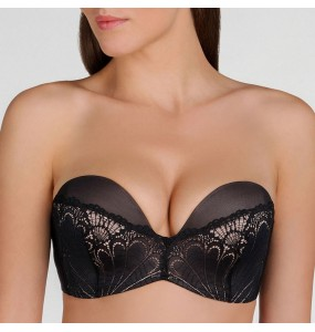 Wonderbra Ultimate Stapless Black lace W031U